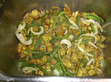 Fresh Vegetable Stir-Fry
