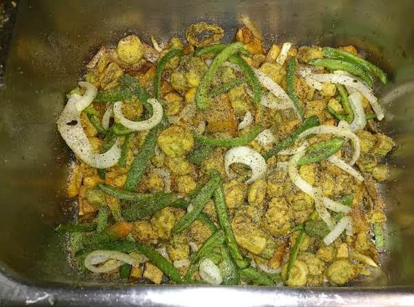 Delicious Fresh Vegetable Stir-fry