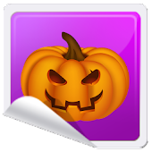 Halloween stickers for Viber