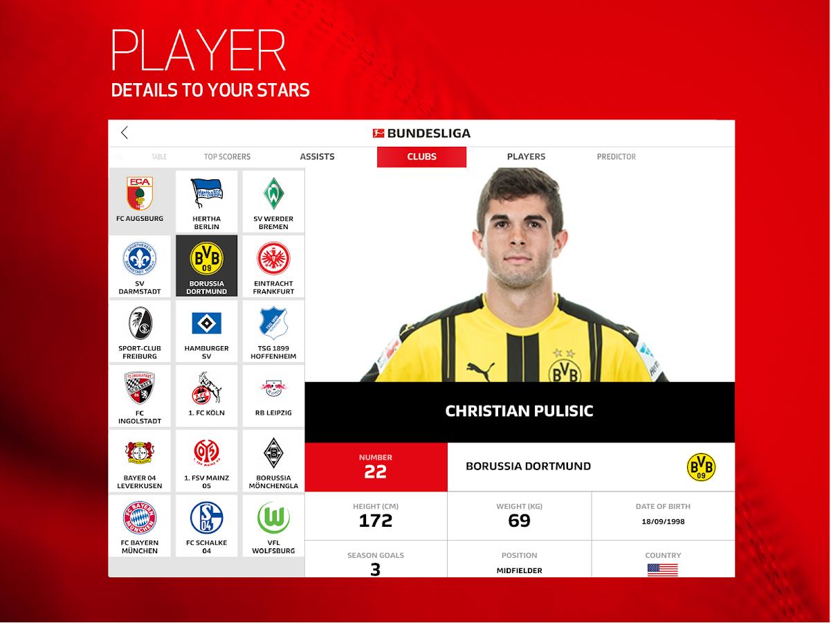 Dfl Bundesliga App