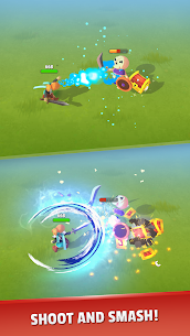 Dashero: Sword & Magic Mod Apk (Free Shopping) 0.0.7 7