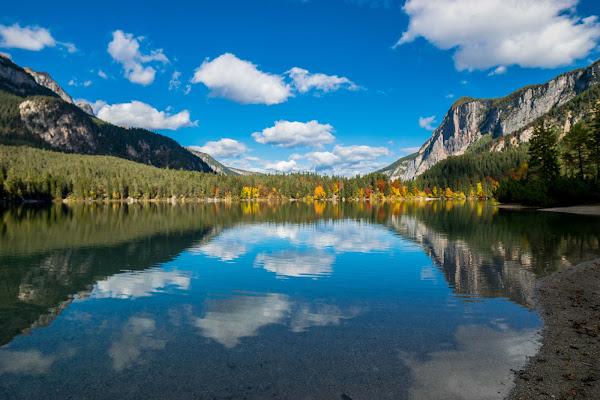 Autunno al lago di Tovel  di piera_pi