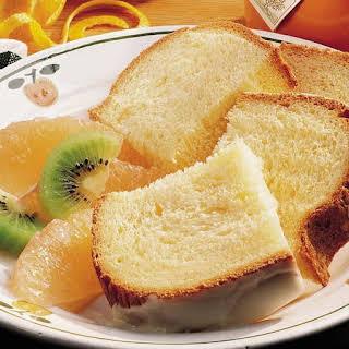 Bread Machine Sweet Orange Bread.