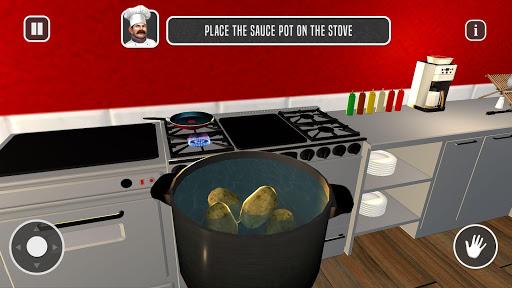 Cooking Spies Food Simulator Game 4.1 screenshots 5