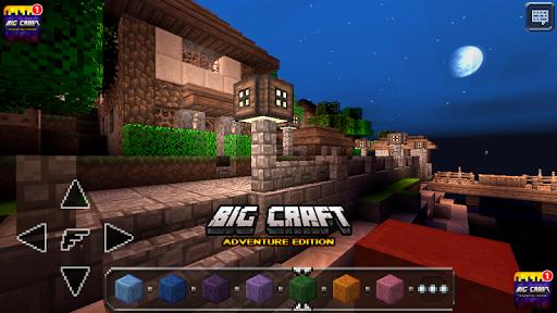Big Craft Building Crafting Games 7.2.2 screenshots 3