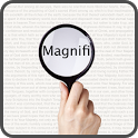 Magnifer, Magnifying Glass icon