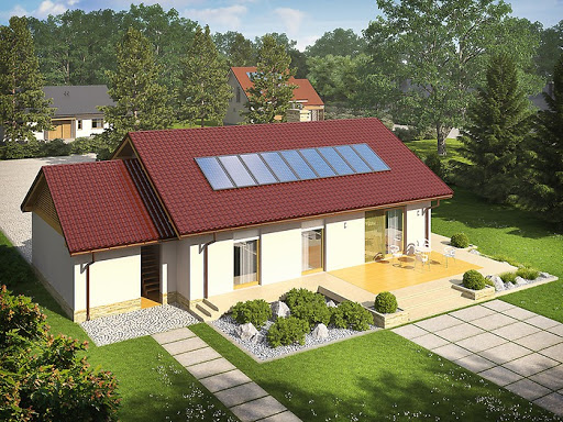 projekt Kornel III G1 Energo