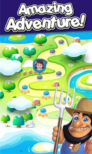 Pop Cubes - Fruits Block Legend 2.2.2 screenshots 3