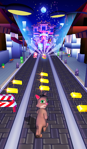Tom Subway: Endless Cat Running 2.0 8