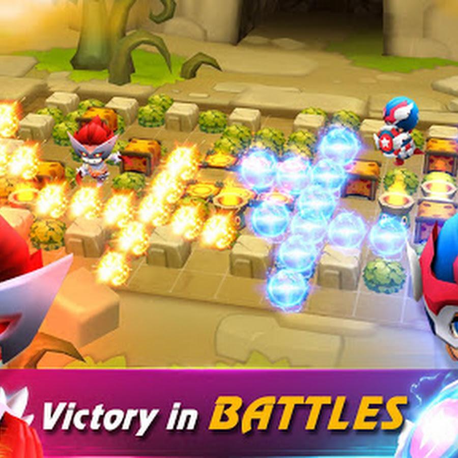3D Bomberman: Bomber Heroes V1.17 Mod
