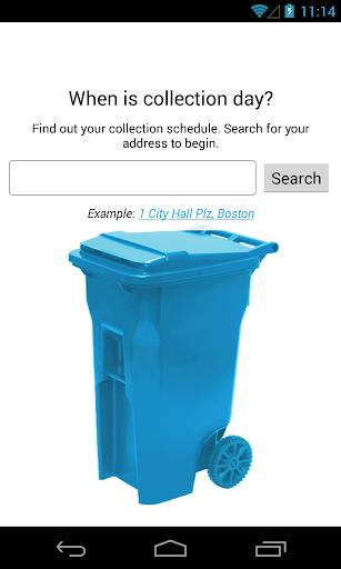 Boston Trash Schedule Alerts