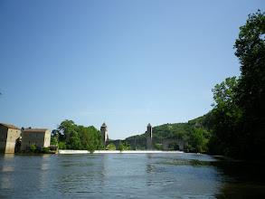 Photo: Pont Valentre, Cahors