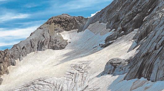 Glaciares: el adiós de los hielos