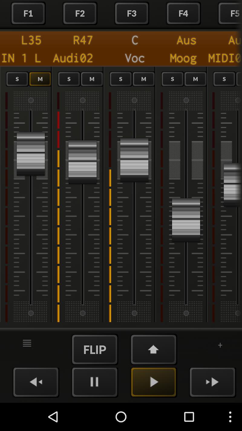 TouchDAW Screenshot 4