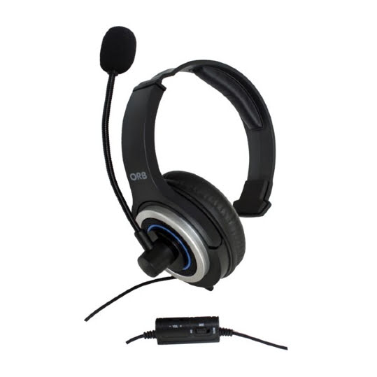 Orb PS4 Gaming Headset