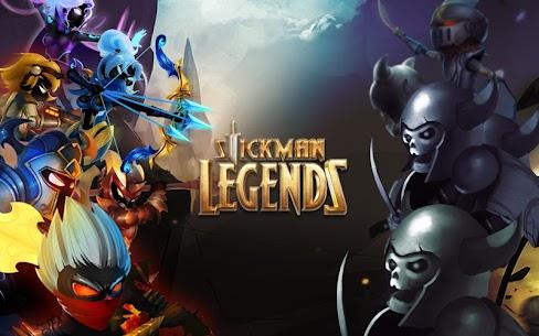 Stickman Legends: Shadow War – Ninja Warriors 6
