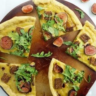Arugula Balsamic Pizza Recipes.