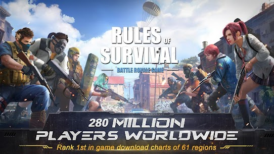 RULES OF SURVIVAL App Download For Android and iPhone 3