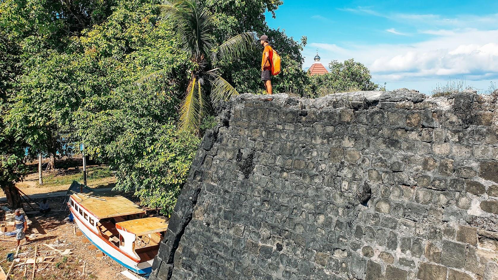 Visitar as ILHAS BANDA, o paraíso da noz-moscada, nas Molucas