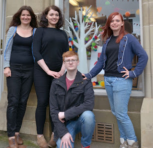 Enterprising students take products to the high street