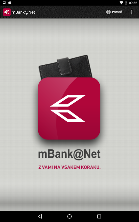 mBank@Net- screenshot