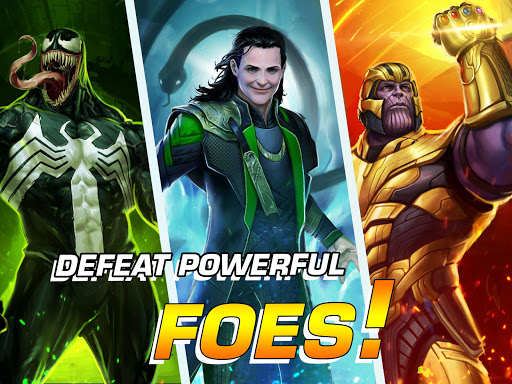 MARVEL Puzzle Quest: Join the Super Hero Battle! screenshot 10