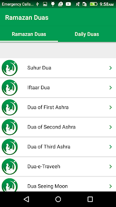 Page 19 : Best android apps for daily duas - AndroidMeta