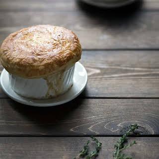 Mushroom Pot Pie.