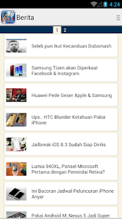 Harga Hp - screenshot thumbnail
