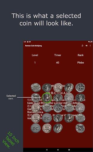 Roman Coin Mahjong Screenshots 9