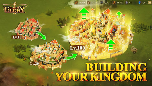 Land of Glory : Epic Strategy Game 0.0.8 de.gamequotes.net 2
