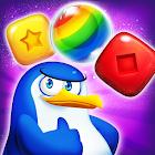 Pengle - Penguin Match 3 icon