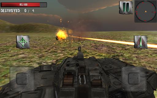 Inside The Battle Tank