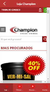 Champion Saúde Animal- screenshot thumbnail