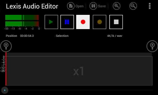 Lexis Audio Editor 1.1.97 Apk for Android 2