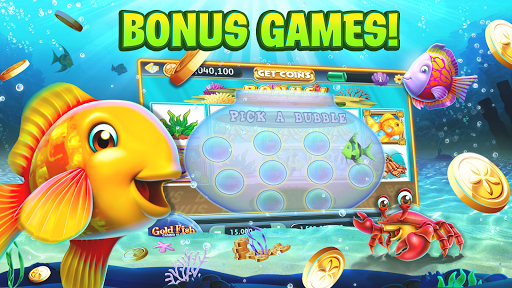 Gold Fish Casino Slots - FREE Slot Machine Games screenshot 13