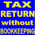 Tax Return without Bookkeeping icon
