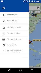 Consatelital GPS - náhled