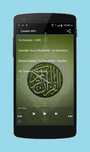 Qasidah MP3
