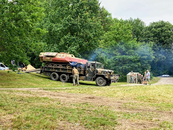 Militärmuseum Lehar Neu in Mohelnice Rajec CZ - 3. Juli 2021