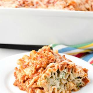 Gluten-Free Meat Lasagna Roll Ups
