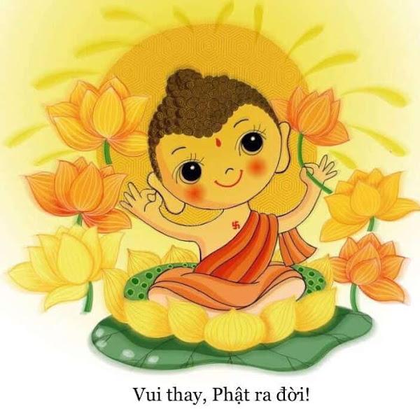 Vui thay! Đức Phật ra đời!