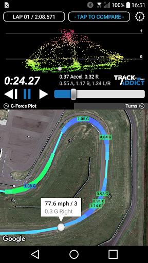 TrackAddict 4.2.3 screenshots 5