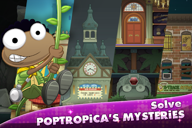 Poptropica APK screenshot thumbnail 1