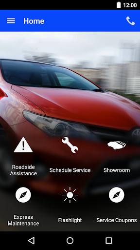 Toyota of Hackensack DealerApp