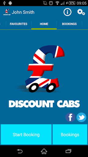 Discount Cabs Lincoln Ltd.