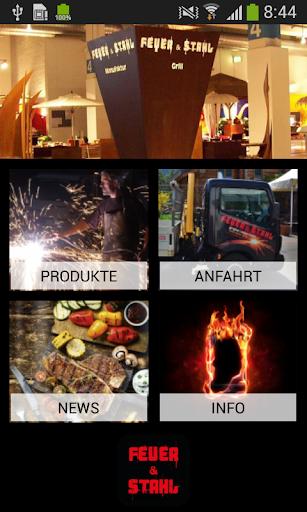 Feuer Stahl Manufaktur