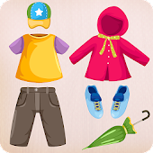 Kids Puzzle For Preschool Education - Clothes ?? Android APK Download Free By Abuzz
