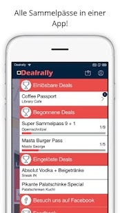 Dealrally- screenshot thumbnail