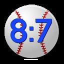 野球のスコアボード-Baseball Scoreboard